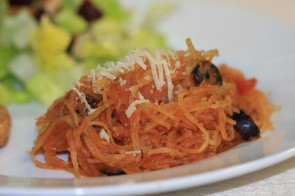 Transformers, Pasta in Disguise: Spaghetti Squash