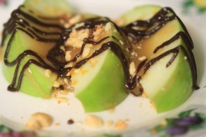 When Recipes Attack: Potluck Carmel Apples