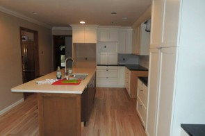 Kitchen Remodel Week 5: Countertops and Sink