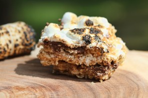 S'more Krispie Treats: You Always Want S'more