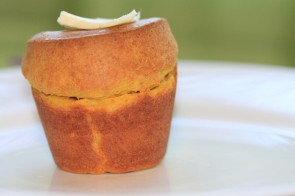 Once you Pop, You Can't Stop: Pumpkin Popovers